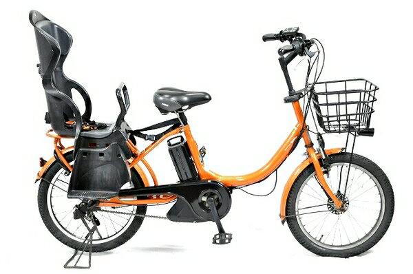 【中古】 YAMAHA ヤマハ PAS babby パスバビー PM20B 電動アシスト自転車 楽 【大型】 T3277063