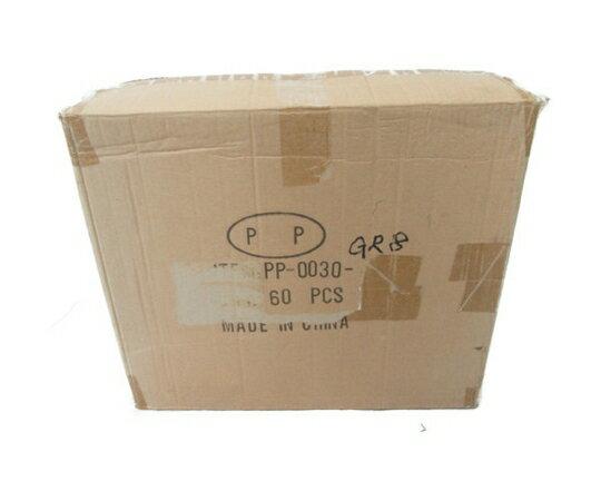 未使用 【中古】 プランター PP-0030 鉢植え 60個セット 陶器 N3523937