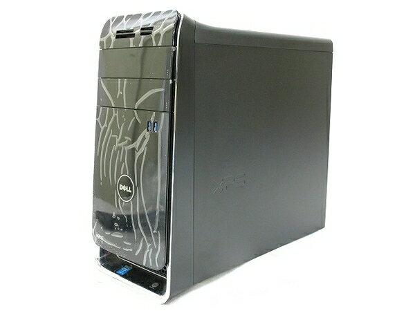 【中古】 DELL デル XPS 8700 デスクトップ パソコン PC i7 4770 3.4GHz 8GB HDD1TB Win8 64bit GTX645 T2756052