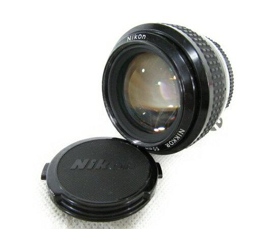 【中古】 Nikon NIKKOR 50mm F1.2 単焦点 レンズ N3228890