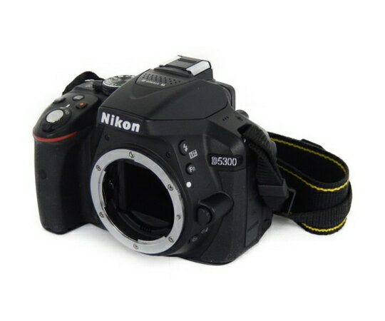 【中古】 Nikon ニコン D5300 カメラ デジタル 一眼レフ 機器 Y3165791