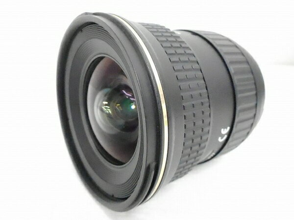 【中古】 Tokina AT-X PRO SD 11-16 2.8 IF DX II Nikon マウント カメラ レンズ W3394665