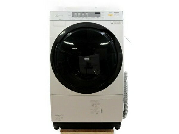 【中古】 Panasonic パナソニック ななめドラム洗濯乾燥機 NA-VX3700L 楽 【大型】 T3648738