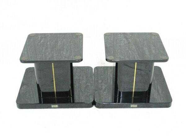 【中古】 DIATON DK-10000 スピーカー スタンド セット ブラック N2879068