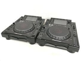 【中古】 Pioneer CDJ2000 CDJ DJ機器 パイオニア ペア S4798814