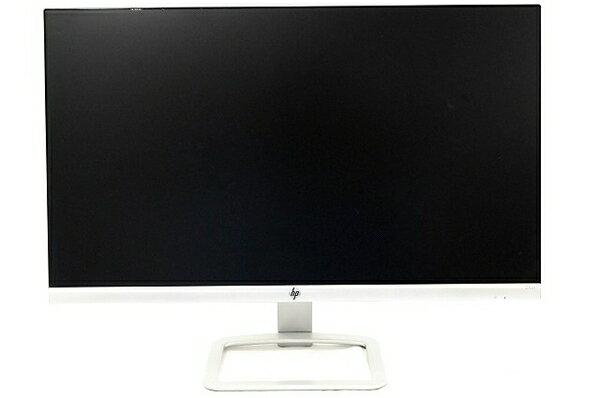 【中古】 HP 24er 23.8 inch Display モニター ディスプレイ ホワイト 17年製 T3419985