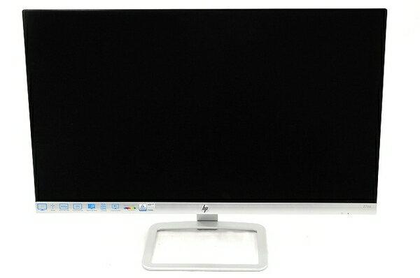 【中古】 HP 27ea Display 68,6cm,27-inch Diagonal IPS with Speakers ディスプレイ モニター T3419986