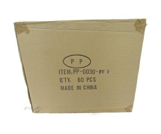 未使用 【中古】 プランター PP-0030 鉢植え 60個セット 陶器 N3523927