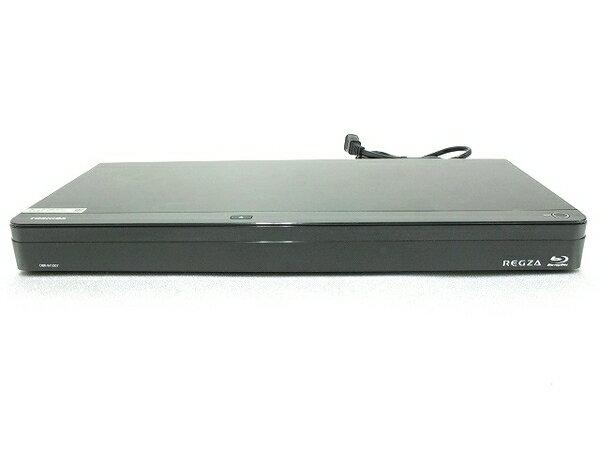 【中古】TOSHIBA 東芝 REGZA BDレコーダー DBR-W1007 1TB 2番組 ブルーレイ Blu-ray T2778281
