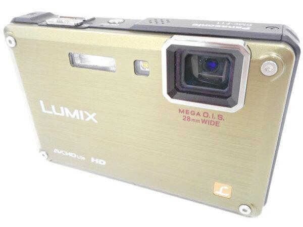 【中古】 【中古】中古 Panasonic パナソニック LUMIX FT1 DMC-FT1 デジタルカメラ コンデジ 写真 撮影 H3522834