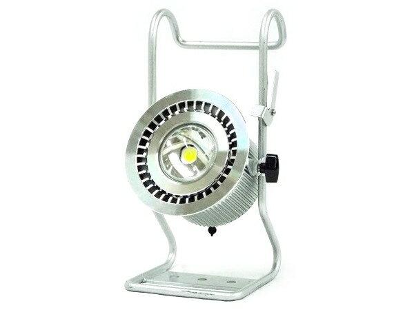 【中古】 NICHIDO 日動 BAT-H10W-BE 充電式LEDライト ハンガービッグアイ 10w 昼光色 屋外型 T2877865
