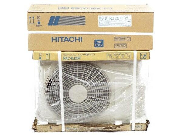 美品 【中古】 日立 RAS-KJ25F 8畳 ルームエアコン 8畳 エアコン 暖房 冷房 T3093748