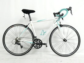 【中古】 ビアンキ Bianchi Intrepida イントレピーダ SORA 9速 カーボン ロードバイク 105ビンディングペダル 付属 中古 Y5146262