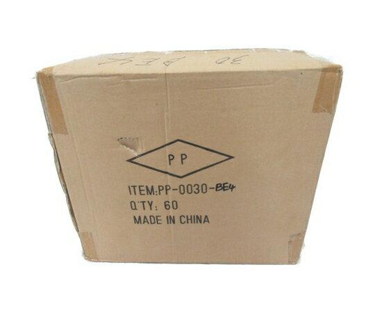 未使用 【中古】 プランター PP-0030 鉢植え 60個セット 陶器 N3523920