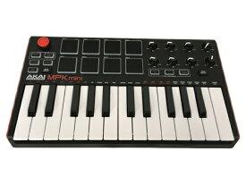 美品 【中古】AKAI アカイ MPK mini キーボード MIDI コントローラー USB キーボード 音響 中古 N4394379