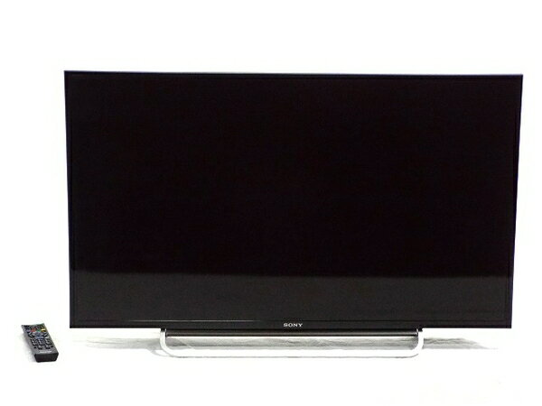 【中古】 SONY BRAVIA KDL-40W600B 40型 液晶テレビ 楽 【大型】 T3093374