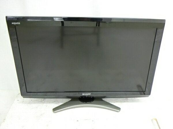 【中古】 SHARP シャープ AQUOS LC-32E8 B 液晶 TV テレビ 32V型 ブラック 【大型】 K2856049