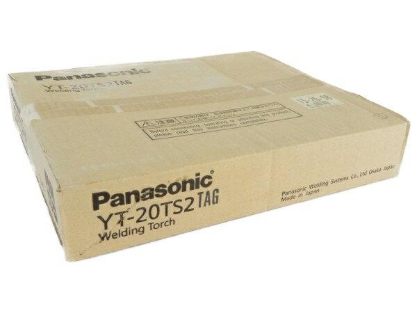 未使用 【中古】 Panasonic パナソニック YT-20TS2TAG Welding Torch デジタル TIG トーチ Y3699498
