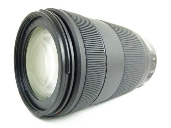 【中古】 Canon EF70-300mm F4-5.6 ISII USM ズームレンズ カメラ N3406190