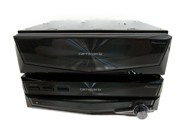 【中古】 Pioneer パイオニア carrozzeria カロッツェリア CYBERNAVI サイバーナビ AVIC-VH0009HUD HDDナビ 7型 S3306915
