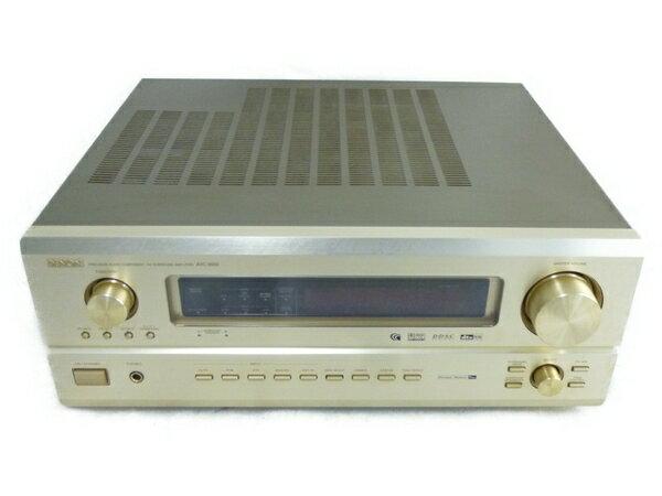 【中古】 中古 DENON デノン AVC-3550 AV サラウンド アンプ N3412608