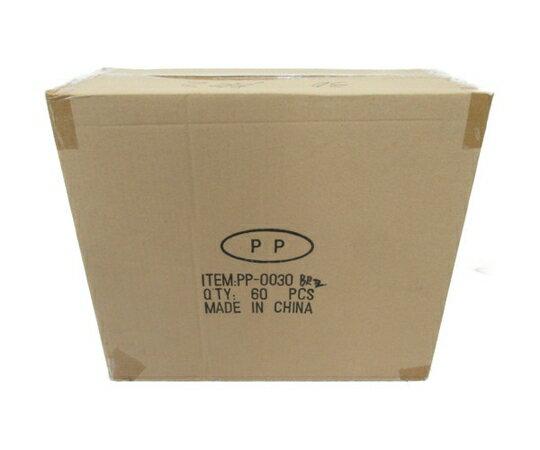 未使用 【中古】 プランター PP-0030 鉢植え 60個セット 陶器 N3523907