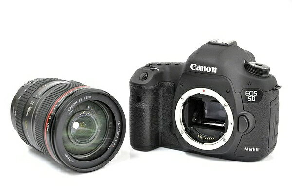 美品 【中古】 Canon キヤノン EOS 5D Mark III EF 24-105 L IS U レンズキット デジタル 一眼 レフカメラ T3230920