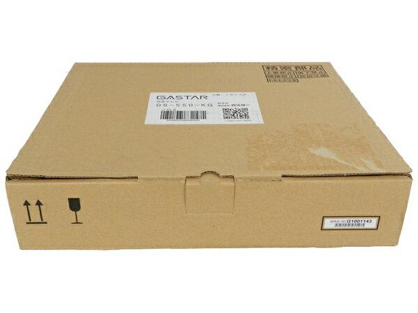 未使用 【中古】ガスター DS-550-KG 浴室テレビ 5V型 ワンセグ 家電 生活 風呂 S3701532