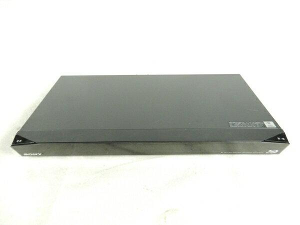 【中古】 SONY ソニー BDZ-EW510 ブルーレイ DVD レコーダー 500GB ブラック K3469705