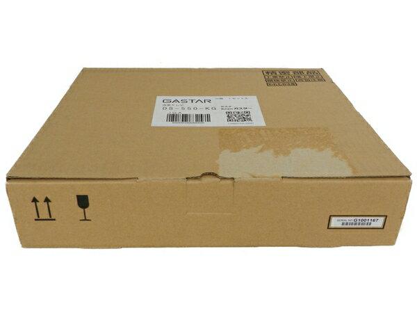 未使用 【中古】ガスター DS-550-KG 浴室テレビ 5V型 ワンセグ 家電 生活 風呂 S3701533