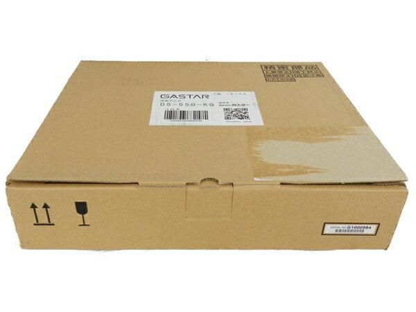 未使用 【中古】ガスター DS-550-KG 浴室テレビ 5V型 ワンセグ 家電 生活 風呂 S3701535