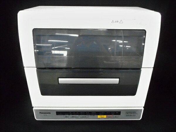 【中古】 Panasonic パナソニック NP-TR7 食器洗 乾燥機 エコナビ 中古 【大型】 W3547582