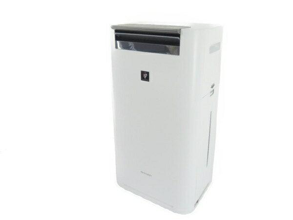【中古】 SHARP KI-HS70 高濃度 プラズマクラスター25000 搭載 加湿 空気 清浄機 Y3075990