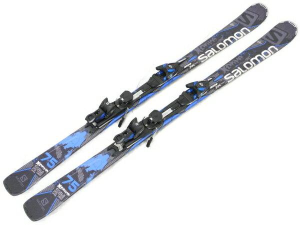【中古】 SALOMON サロモン X-DRIVE 7.5 スキー 板 160cm スポーツ N3747667