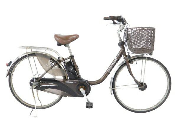 【中古】 中古 Panasonic パナソニック vivi DX BE-END636 電動自転車 電動アシスト自転車 26型 【大型】 F3397760