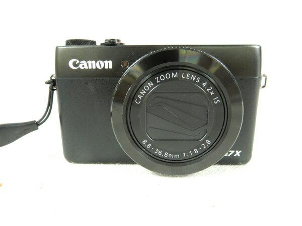 【中古】 キャノン Canon PowerShot G7X デジタルカメラ コンデジ コンパクト K3214594