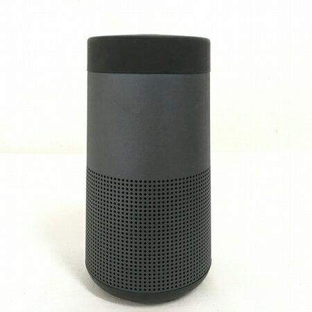 【中古】 BOSE SoundLink Revolve ポータブル スピーカー オーディオ 音響 機器 ボーズ W3560084
