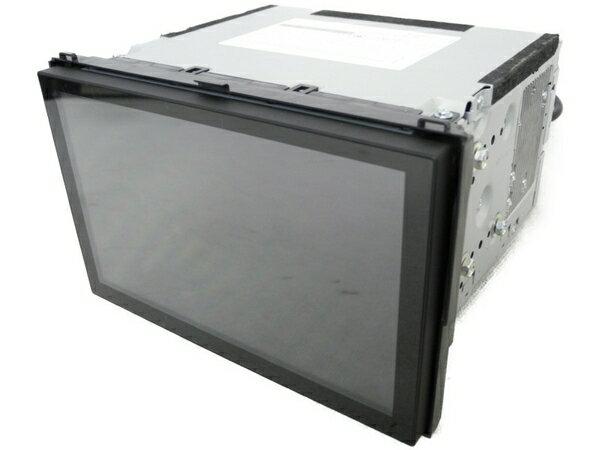 【中古】ダイハツ純正 スタンダードメモリーナビ NSZN-X68D 8インチ 連動ドライブレコーダー オーディオパネル付き N3442310