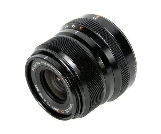 美品 【中古】 FUJIFILM FUJINON XF 23mm F2 R WR ミラーレスカメラ用 広角 単焦点 レンズ K3419505