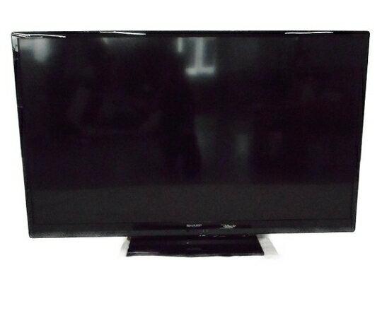 【中古】 SHARP シャープ AQUOS LC-60W7 液晶テレビ 60型 映像 機器 家電 【大型】 W3551553