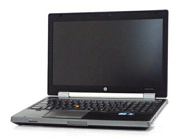 【ポイント10倍】 【中古】 HP EliteBook 8560w ワークステーション WS 15.6型 FHD i7-2720QM 2.20GHz 16GB HDD500GB Win10 Pro 64bit Quadro 2000M T3864425