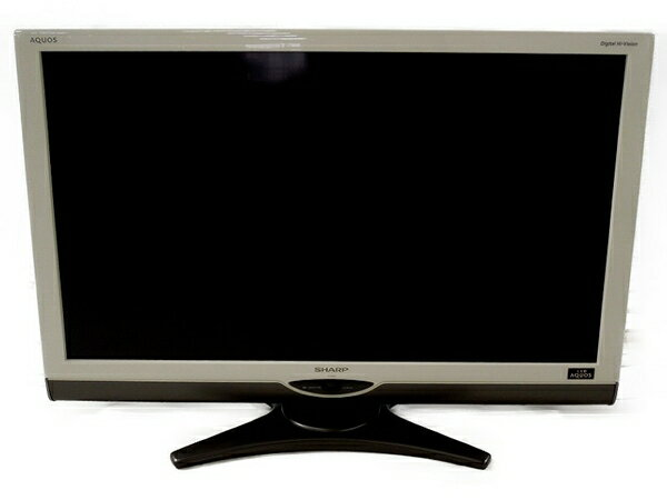 【中古】 SHARP シャープ AQUOS LC-40SE1 W 液晶テレビ 40型 ホワイト【大型】 S3203485