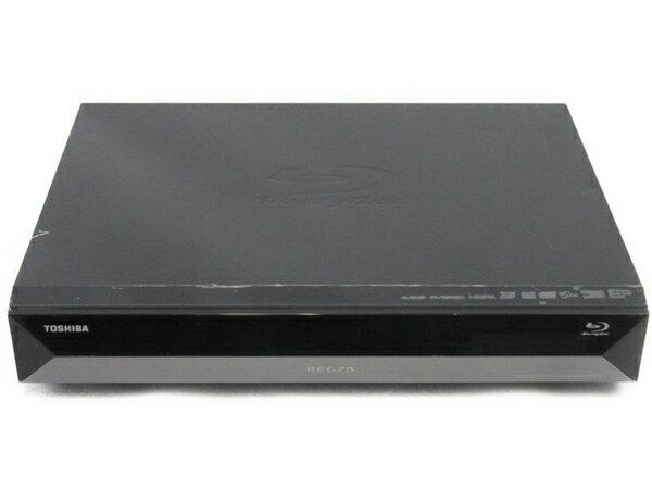【中古】 TOSHIBA REGZA ブルーレイレコーダー RD-BZ810 ブラック 2011年製 N3612301