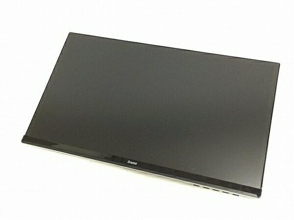 【中古】 iiyama 23インチワイド液晶ディスプレイ XU2390HS-B1 T3563069