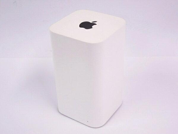 【中古】Apple AirMac Time Capsule ME182J/A 3TB Mac 外付けドライブ・ストレージ ハードディスクドライブ(外付け) その他 T2006337