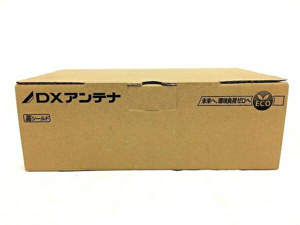 未使用 【中古】 DXアンテナ W40MG CATV ブースター 高シールド 上り 10~60MHz 下り 70~1000MHz 増幅用 CATV40dB型 T3914768