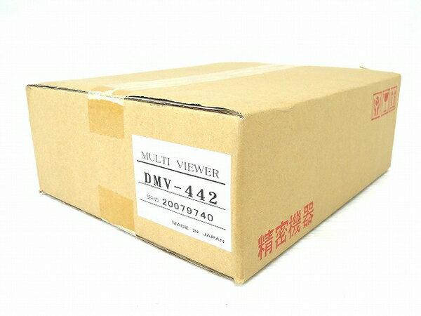 未使用 【中古】 Artics アルテックス DMV-442 マルチビューワ NTSC 4入力 NTSC出力 O3049011