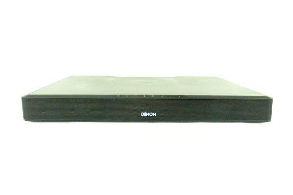 【中古】 DENON デノン DHT-T100 TV スピーカー ベース ホームシアター Y3539673