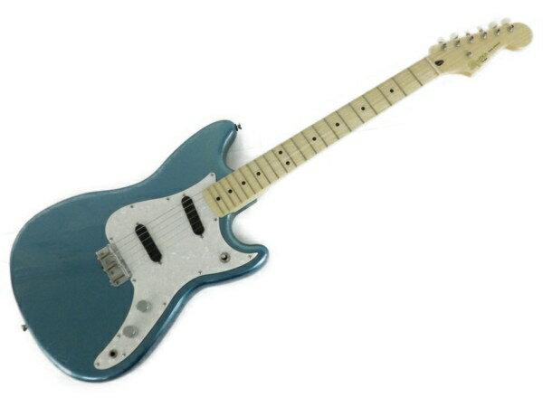【中古】 Fender Squier スクワイヤー DUO-SONIC デュオソニック エレキ ギター Y3477626