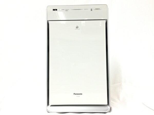 【中古】 Panasonic パナソニック F-VXK70-W 加湿 空気清浄機 ホワイト T2761056